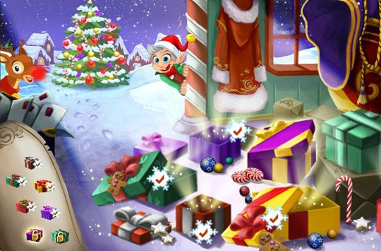 xmasshop int The Holiday Season at GameDuell: A Holiday Special for you!